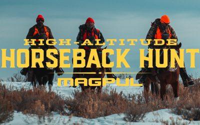 High-Altitude Horseback Hunt