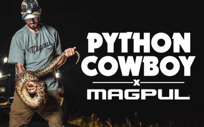 Python Cowboy