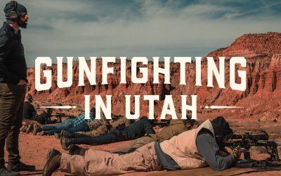 Gunfighting in Utah