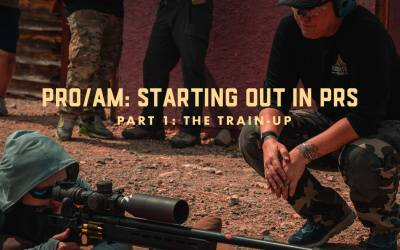 PRO/AM: Starting Out In PRS Part 1: The Train-up