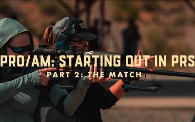 PRO/AM: Starting Out In PRS Part 2