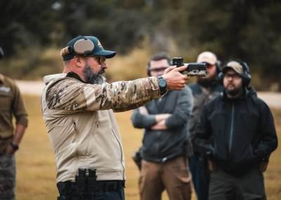 Practical Pistol Marksman