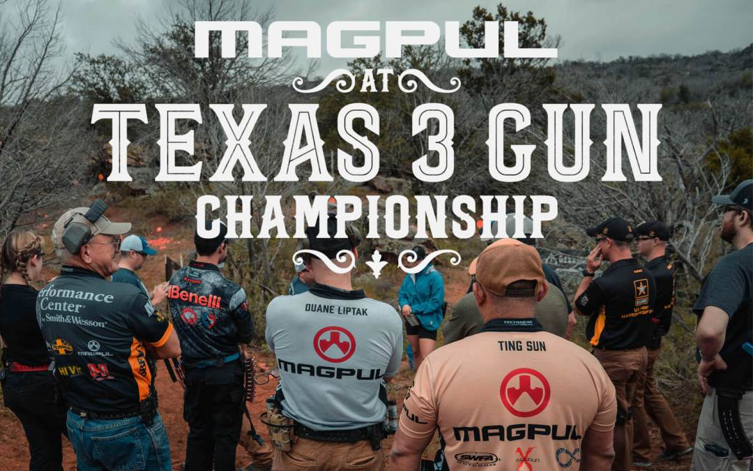 Texas 3-Gun Championship