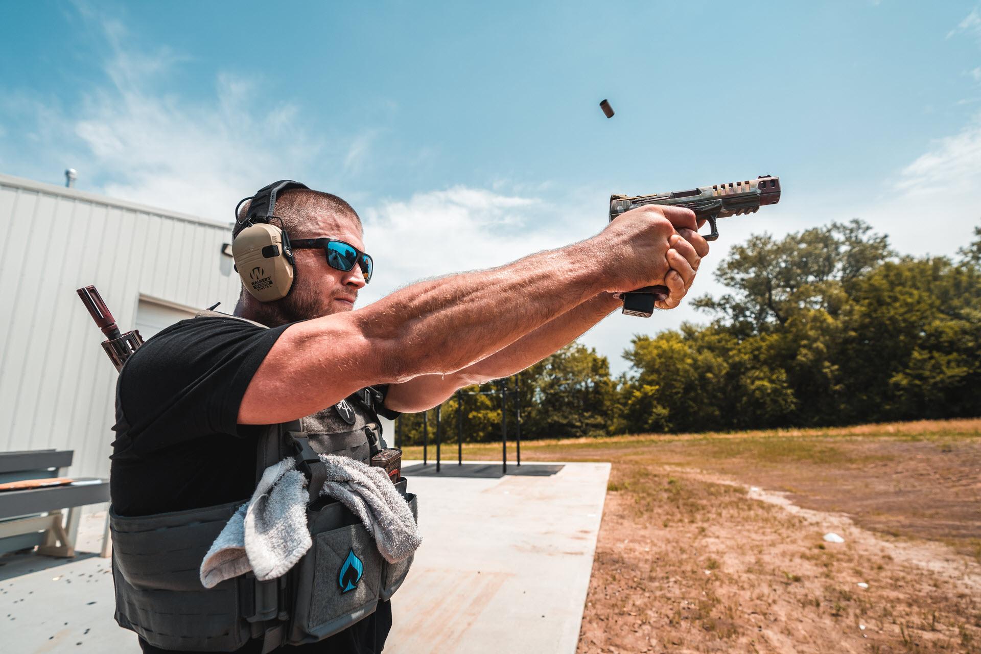 Pistol Reps